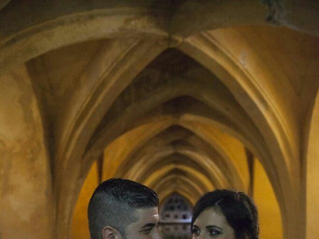 La boda de Fede y Rocio en Sevilla, Sevilla 1