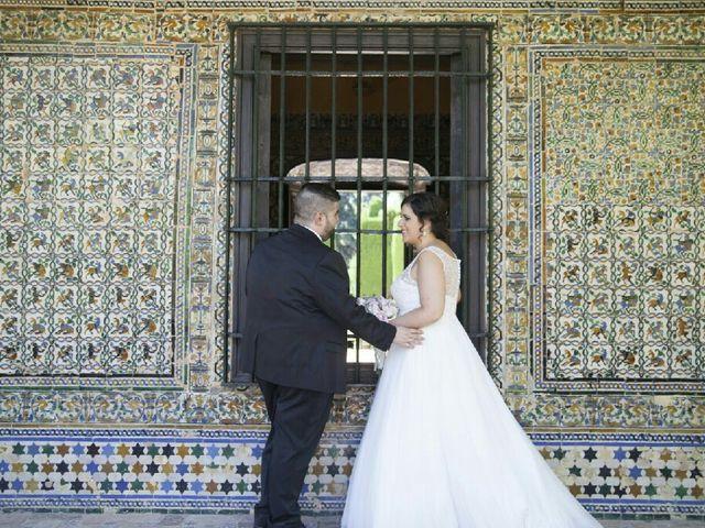 La boda de Fede y Rocio en Sevilla, Sevilla 2