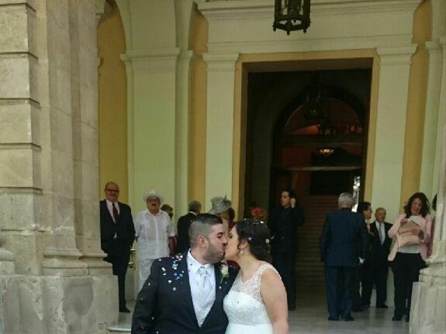 La boda de Fede y Rocio en Sevilla, Sevilla 6