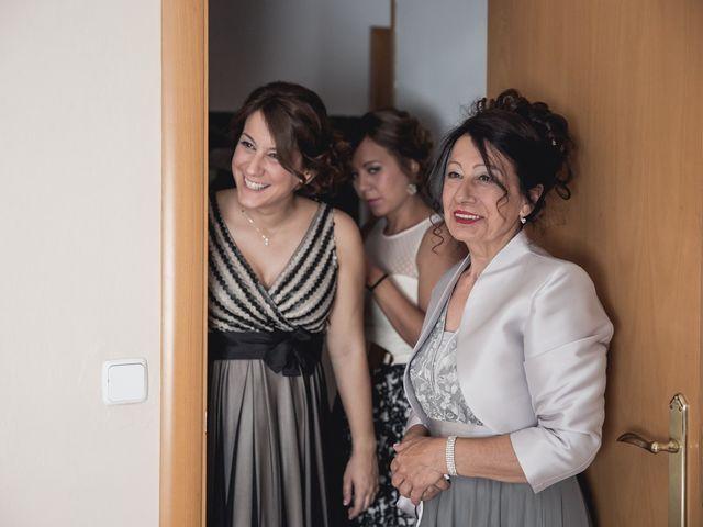 La boda de Carlos y Cristina en Sant Fost De Campsentelles, Barcelona 5