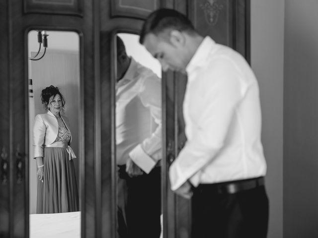 La boda de Carlos y Cristina en Sant Fost De Campsentelles, Barcelona 6