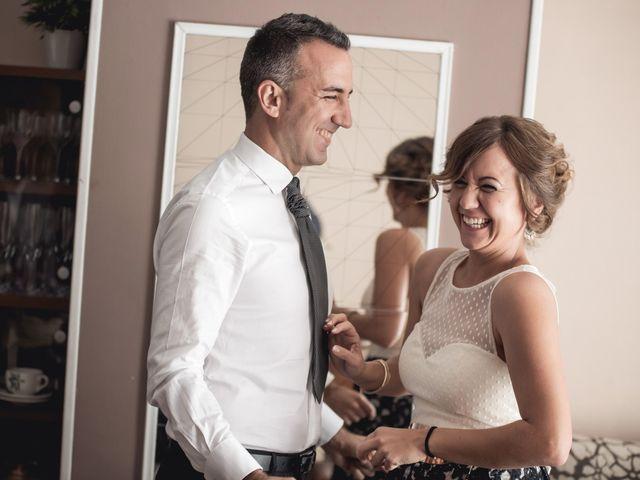 La boda de Carlos y Cristina en Sant Fost De Campsentelles, Barcelona 9