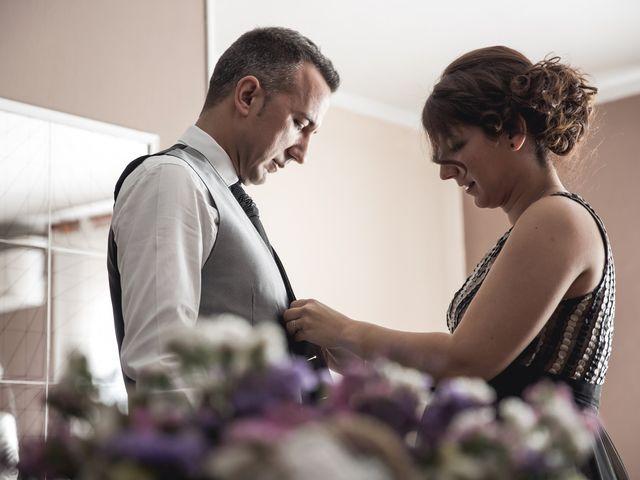La boda de Carlos y Cristina en Sant Fost De Campsentelles, Barcelona 10