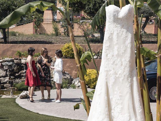 La boda de Carlos y Cristina en Sant Fost De Campsentelles, Barcelona 16
