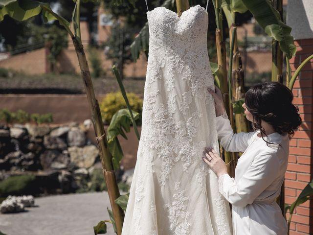 La boda de Carlos y Cristina en Sant Fost De Campsentelles, Barcelona 18