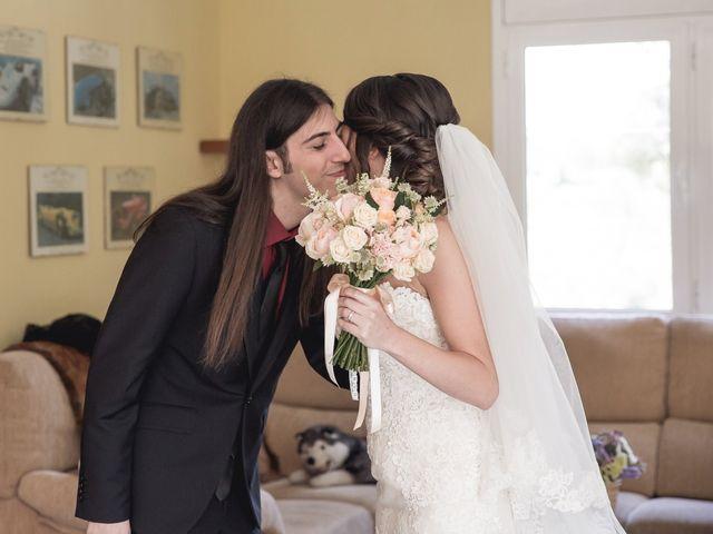 La boda de Carlos y Cristina en Sant Fost De Campsentelles, Barcelona 27
