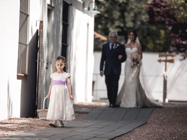La boda de Carlos y Cristina en Sant Fost De Campsentelles, Barcelona 30