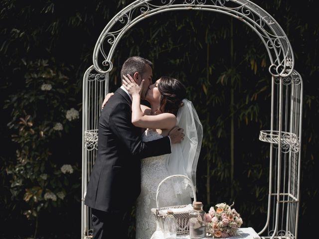 La boda de Carlos y Cristina en Sant Fost De Campsentelles, Barcelona 41