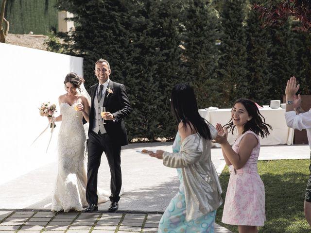 La boda de Carlos y Cristina en Sant Fost De Campsentelles, Barcelona 48