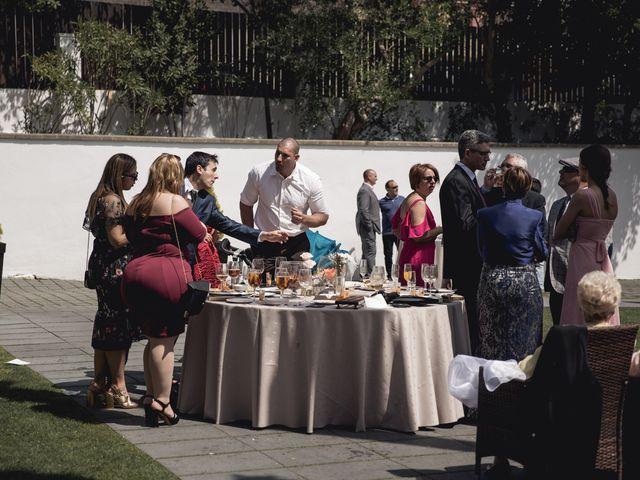 La boda de Carlos y Cristina en Sant Fost De Campsentelles, Barcelona 52