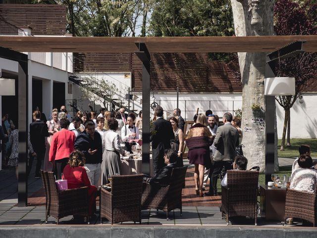 La boda de Carlos y Cristina en Sant Fost De Campsentelles, Barcelona 54
