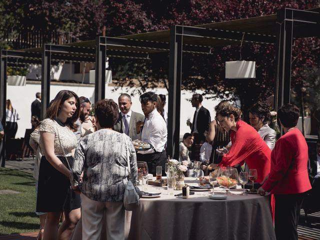 La boda de Carlos y Cristina en Sant Fost De Campsentelles, Barcelona 55