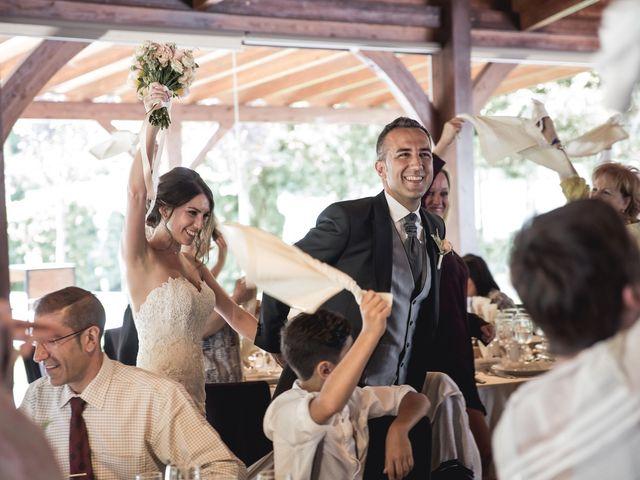 La boda de Carlos y Cristina en Sant Fost De Campsentelles, Barcelona 62