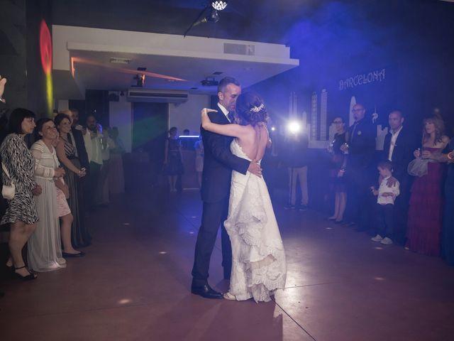 La boda de Carlos y Cristina en Sant Fost De Campsentelles, Barcelona 64