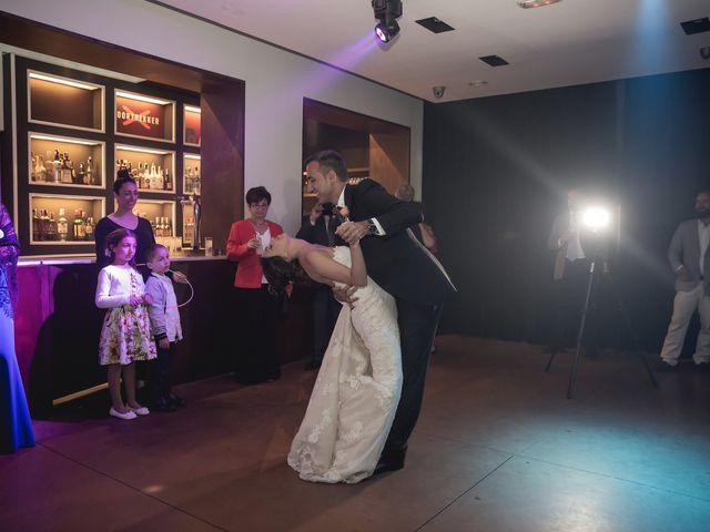 La boda de Carlos y Cristina en Sant Fost De Campsentelles, Barcelona 66