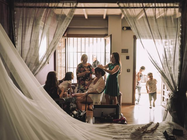 La boda de Juan y Úrsula en Alhaurin El Grande, Málaga 3