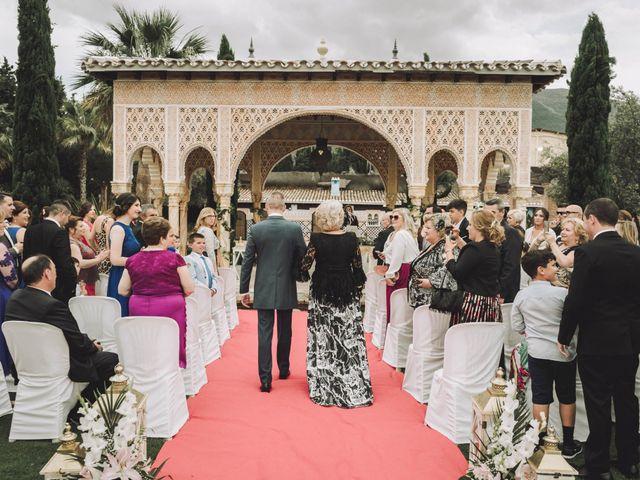 La boda de Juan y Úrsula en Alhaurin El Grande, Málaga 37