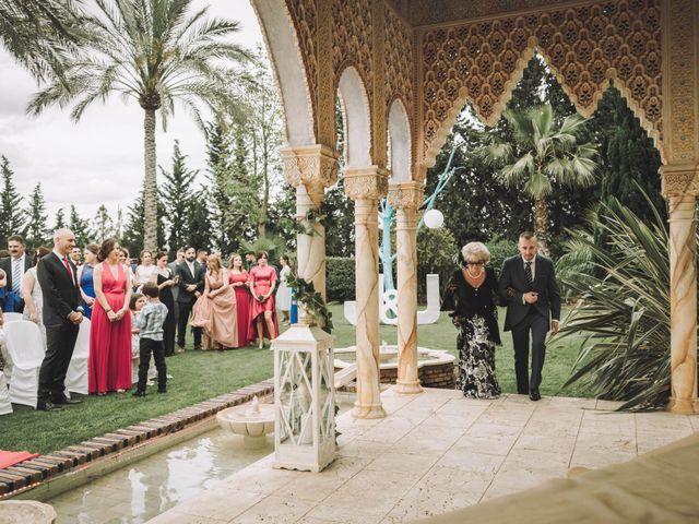 La boda de Juan y Úrsula en Alhaurin El Grande, Málaga 38