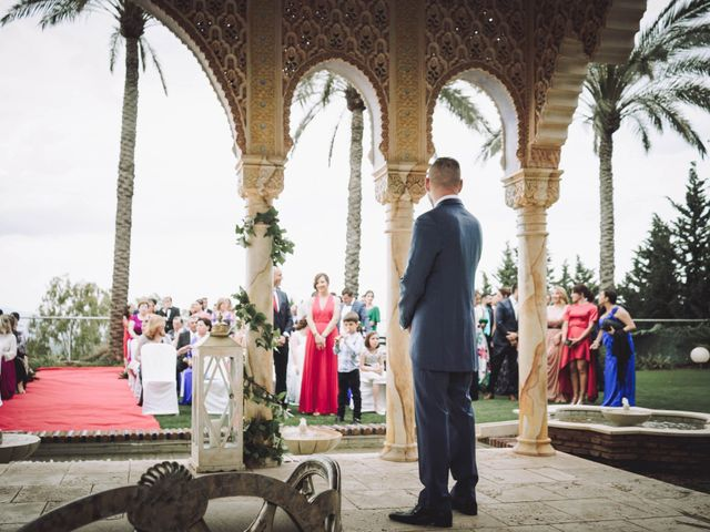 La boda de Juan y Úrsula en Alhaurin El Grande, Málaga 40