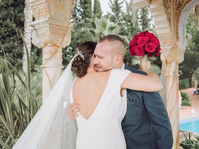 La boda de Juan y Úrsula en Alhaurin El Grande, Málaga 44