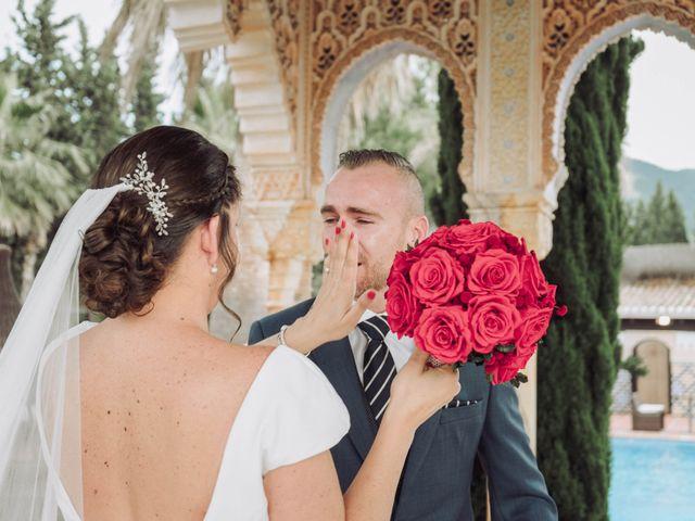La boda de Juan y Úrsula en Alhaurin El Grande, Málaga 45