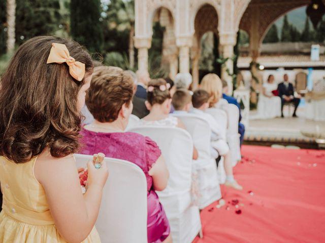 La boda de Juan y Úrsula en Alhaurin El Grande, Málaga 46
