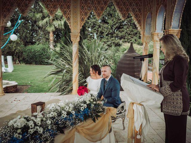 La boda de Juan y Úrsula en Alhaurin El Grande, Málaga 49