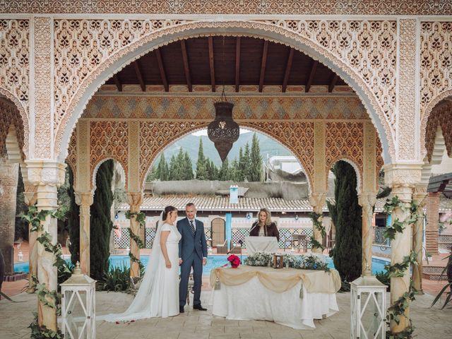 La boda de Juan y Úrsula en Alhaurin El Grande, Málaga 51