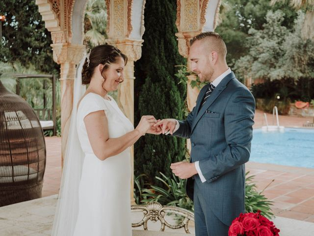 La boda de Juan y Úrsula en Alhaurin El Grande, Málaga 52