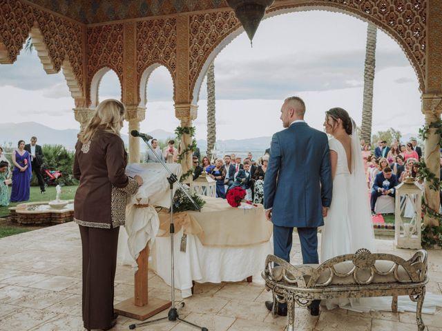 La boda de Juan y Úrsula en Alhaurin El Grande, Málaga 54