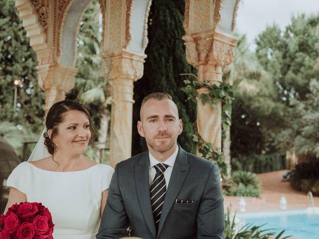 La boda de Juan y Úrsula en Alhaurin El Grande, Málaga 47