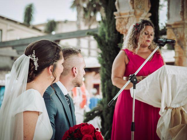 La boda de Juan y Úrsula en Alhaurin El Grande, Málaga 50