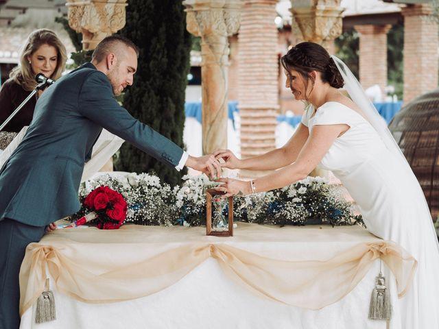 La boda de Juan y Úrsula en Alhaurin El Grande, Málaga 55
