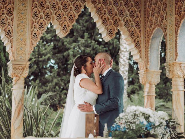 La boda de Juan y Úrsula en Alhaurin El Grande, Málaga 53