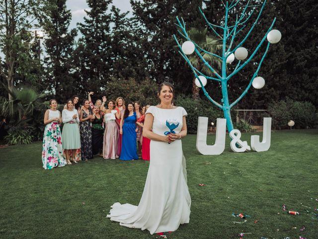 La boda de Juan y Úrsula en Alhaurin El Grande, Málaga 59