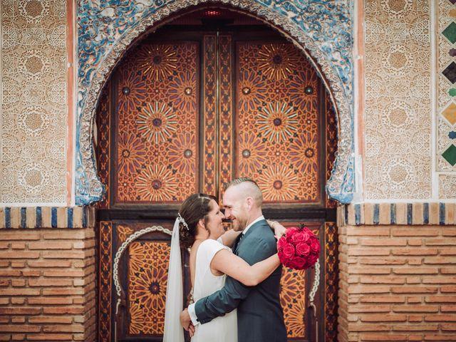 La boda de Juan y Úrsula en Alhaurin El Grande, Málaga 69