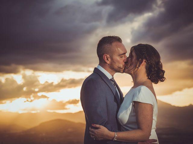 La boda de Úrsula y Juan