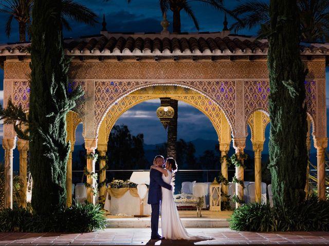 La boda de Juan y Úrsula en Alhaurin El Grande, Málaga 72