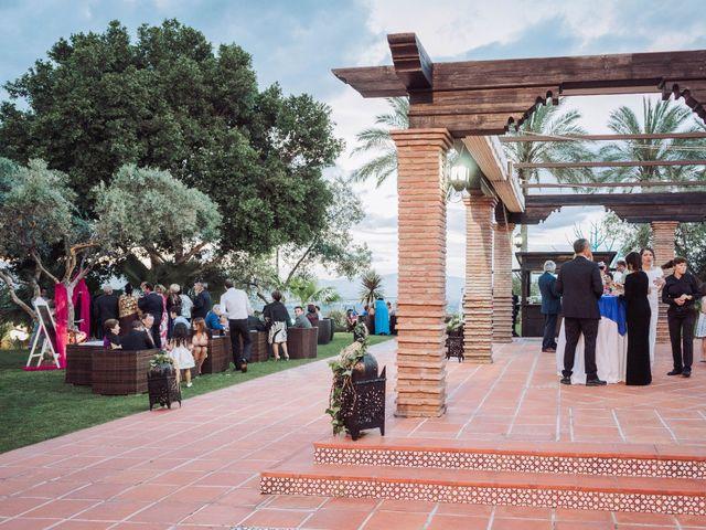 La boda de Juan y Úrsula en Alhaurin El Grande, Málaga 74