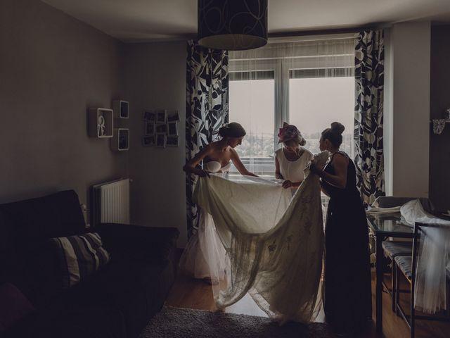 La boda de Raúl y Erika en Lezama, Vizcaya 14