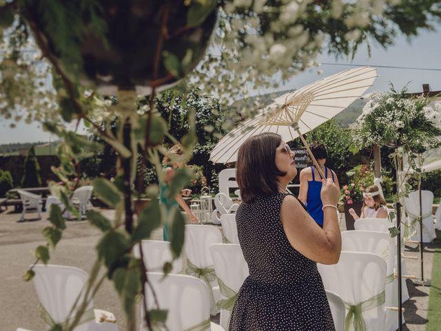 La boda de Raúl y Erika en Lezama, Vizcaya 43