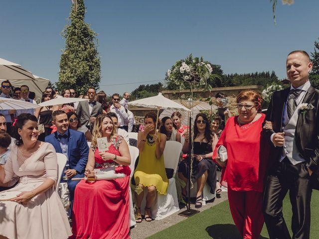 La boda de Raúl y Erika en Lezama, Vizcaya 44