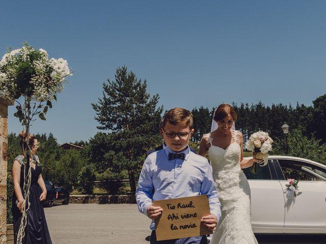 La boda de Raúl y Erika en Lezama, Vizcaya 45