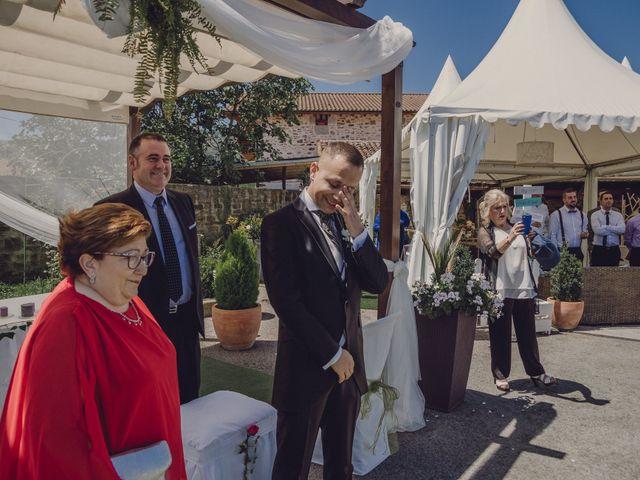 La boda de Raúl y Erika en Lezama, Vizcaya 46