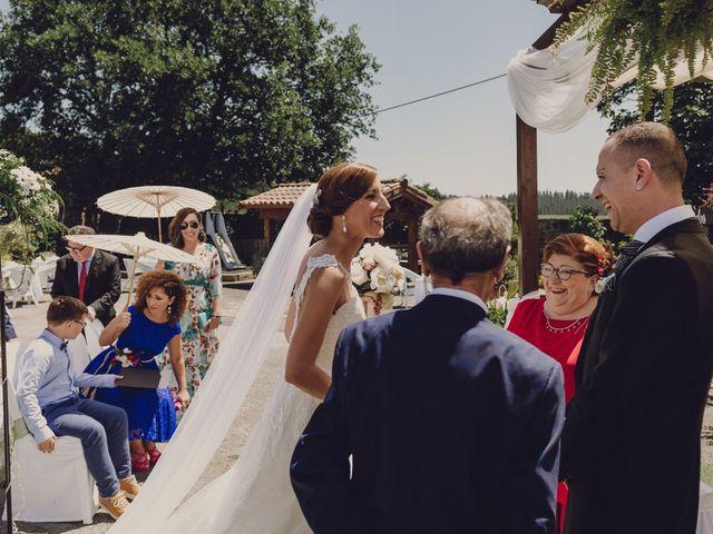 La boda de Raúl y Erika en Lezama, Vizcaya 48