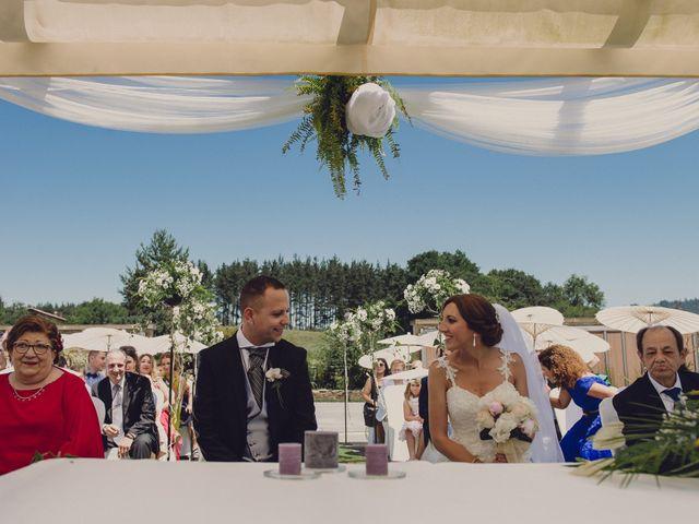 La boda de Raúl y Erika en Lezama, Vizcaya 49