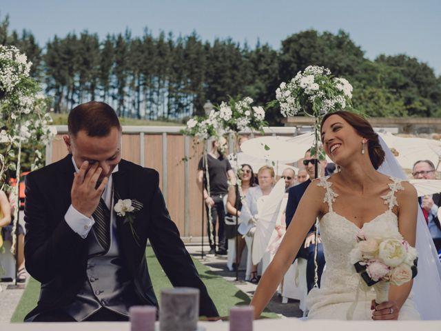 La boda de Raúl y Erika en Lezama, Vizcaya 54