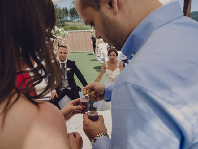 La boda de Raúl y Erika en Lezama, Vizcaya 58