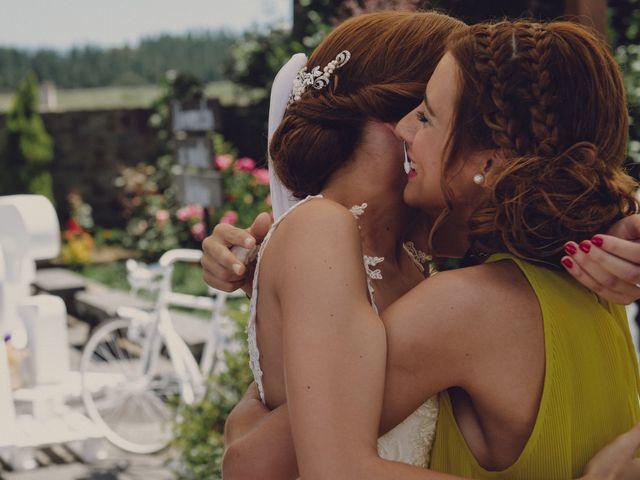 La boda de Raúl y Erika en Lezama, Vizcaya 65