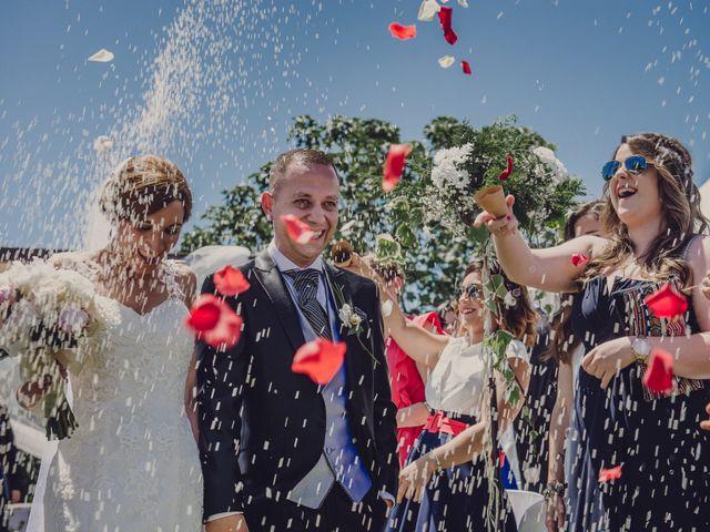 La boda de Raúl y Erika en Lezama, Vizcaya 75